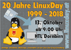 LinuxDay 2018